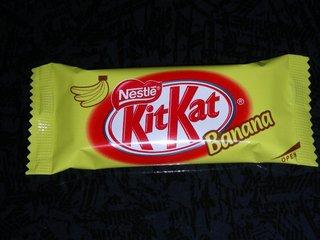 KitKatバナナ Mini