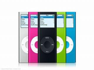 新iPod nano