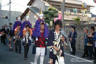 本祭り 神事