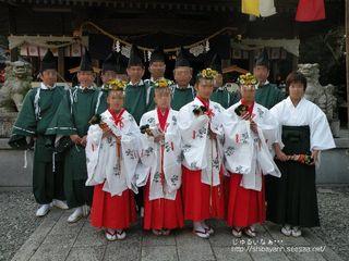 2009年浦安の舞