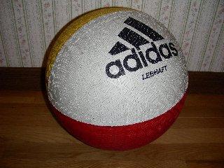 ソフトバレーのボール