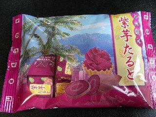 チロルチョコ 紫芋たると<袋>